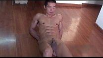 sexy asia amateur boy muscle big-cock big-dick homemade hot chinese model handj