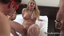 Middle aged blondes getting their asses fucked