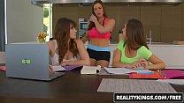 RealityKings - Moms Lick Teens - Yoga Fucked
