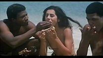 Indian Actress Kitu Gidwani Topless In French Movie Black Thumbnail