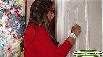 Stepmom Eva Notty decide to help Janice with he...