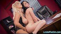 Lesbian Girls (Kristina Rose & Bridgette B) Use...