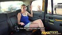 Fake Taxi Naughty hot blonde fucked hard after ... Thumbnail