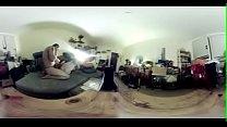 VR 360 Grad Mit BBW-Ex home Video Doggy und Cum Thumbnail