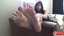 Big Feet JOI Thumbnail