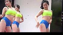 The Sexy korean Girls dancing show- cameltoe