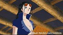 One Piece Hentai - Nico Robin Thumbnail