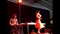Miss Tiaré - Lesbian show - Eropolis Nice Franc...