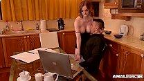 Anal inspectors join Milf Lucia Love & Zara DuR...