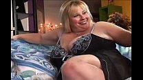 BBW Cassie Blanca Has Her Fat Pussy Fucked, BBW Blonde Cumshot Exclusive Hardcore