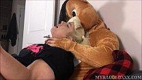 Chubby Teen's Teddy Bear Fantasy Preview