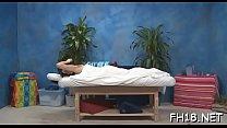 Full body massage clip Thumbnail