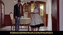 PINUP SEX - Sexy Czech vintage babe Violette Pi...
