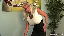 Granny POV Blowjob
