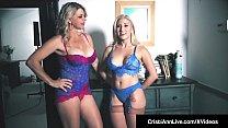 Hot VNA Girls Cristi Ann & Vicky Vette Hitachi ...