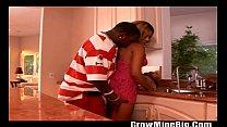 Sexy And Hot Ebony Fuck BBC