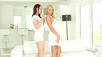 Ivana Sugar and Shona River sensual amateur lesbian softcore  1656903