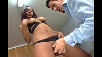 Ebony babe Aliaya