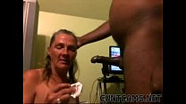 Toothless Granny Paying Rent With Her Throat - ...