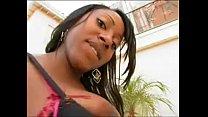 Busty ebony babe Carmen Michaels gets oiled up and fucked hardcore № 802743 загрузить