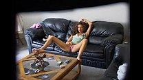 xhamster.com.Young Girl Watching Porn and Mastu...