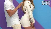 Jennifer Lopez - Rubbing Her Ass against guy