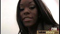 Ebony Babe Have A Hot Group Fuck 12