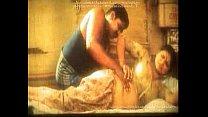 aunty oil massage