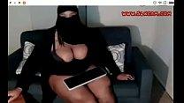 Hot arab bbw niqab Thumbnail