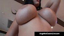 Cuban Angelina Castro Gives An Expert Blow Job ...