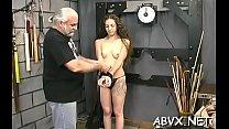 Non-professional older crazy bondage xxx scenes in dirty scenes Thumbnail