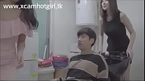 Korean Sex salon - for more video visit xca...
