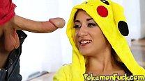 A Wild Pikahoe Appears! First PokemonGo XXX scene!