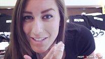 College Sorority Cutie Has Milky Orgasm - Download mp4 XXX porn videos