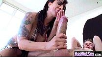 (dollie darko) Round Oiled Ass Girl Nailed Hard In Her Behind video-12