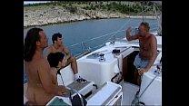 Karma Rosenberg Anal on Boat