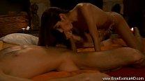 Beautiful Erotic Blowjob From India