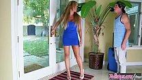 Twistys - (Capri Cavanni, Tyler Nixon) starring at Housesitter Surprise Thumbnail