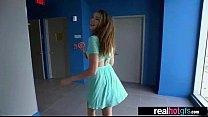 Sex Tape Action With Real Hot Naughty Horny GF (elena koshka) video-13