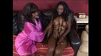 Sexy BBW ebony slut Nyomi Banxxx gets her cunt ...