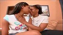 SpankBang ebony lesbian mom introduces herself ... Thumbnail