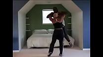 choke press mack female bodybuilder