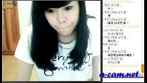 Korean Web Cam Girl - more on a-cam.net thumbnail