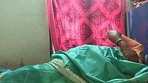 desi north indian horny cheating wife vanitha wearing saree showing big boobs and shaved pussy press hard boobs press nip rubbing pussy masturbation Thumbnail