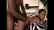 ebony teen gets fucked good nice ass