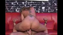 Flower Tucci Squatting and Squirting on Cock Thumbnail