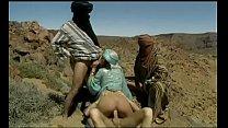 Mafalda and the Bedouins Ganbanged in the Desert