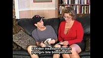 Bayan Green Turkce alt yazi eklenmis(kartonadul...