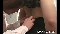 Horny honeys sharing penis in female domination xxx