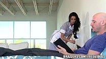 Brazzers - Sexy Latina maid Alexa Tomas gets he...